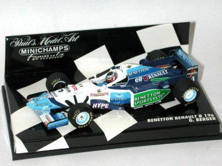 Benetton n°4. G.Berger