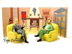 Blake et Mortimer + décor