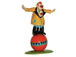 Blutch et Chesterfield clown