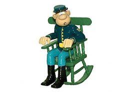 Blutch rocking chair