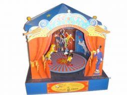 Boite a musique Cirque