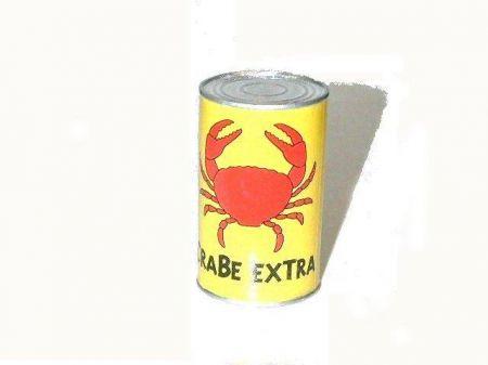 boite de crabe #