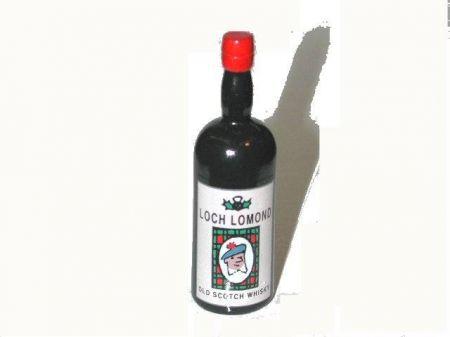 bouteille de Loch Lomond #