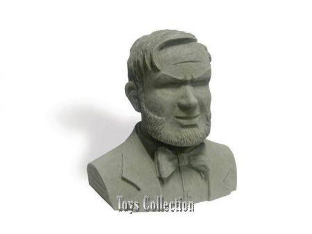Buste Mortimer monochrome