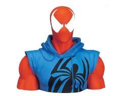 Buste Scarlet Spider