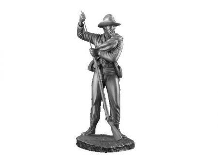 Caporal d'infanterie du Texas