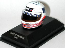 Casque M.Brundle 1995