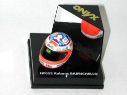 Casque R.Barrichello