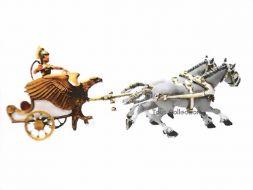 Char Romain avec Brutus