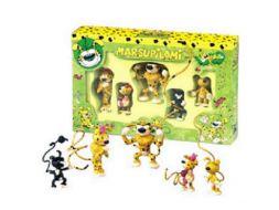Coffret 5 figurines Marsupilami
