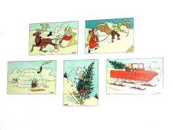 Coffret de cartes de Noël