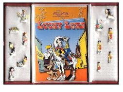 Coffret fèves Lucky Luke