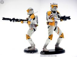 Commander Cody (Firing like Hell)