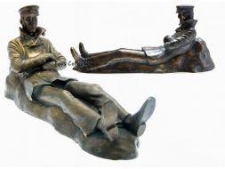 Corto allongé en Bronze
