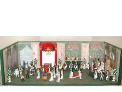 Diorama ''Le sacre de Napoléon''