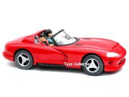 Dodge Viper de XIII avec Jones