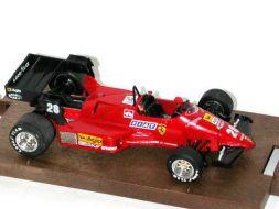 Ferrari F1 n°28 Arnoux