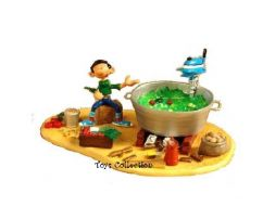 Gaston et la soupe