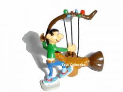 Gaston et son gaffophone mini