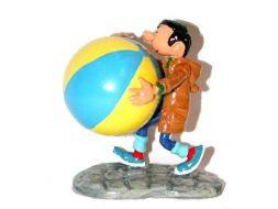 Gaston et son gros ballon