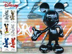 Grand Mickey welcome echelle 1 monochrome