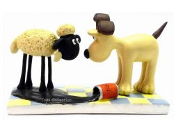 Gromit et Shaun