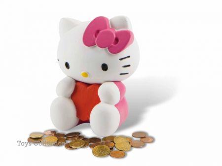 Hello Kitty tirelire