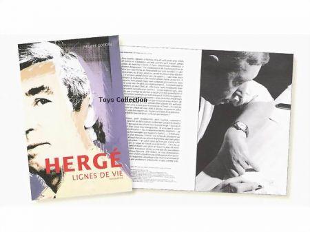 Hergé Biographie, ligne de vie