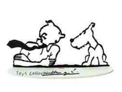 Hommage a Hergé