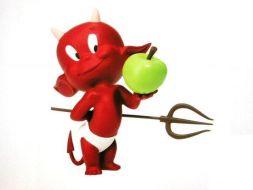 Hot Stuff et la pomme de la tentation