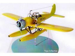 Hydravion Arado jaune