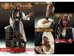 Jack Sparrow le Pirate des Caraibes