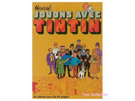 Jouons avec Tintin