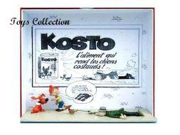 Kosto, l'aliment qui rend les chiens costauds #