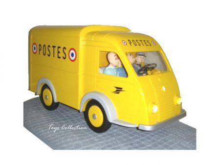 La camionnette des Postes