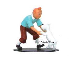 La joie de Tintin et Milou
