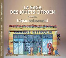 La saga des Jouets Citroën, volume 2