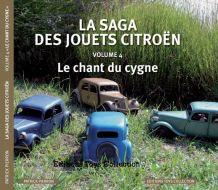 La saga des Jouets Citroën, volume 4