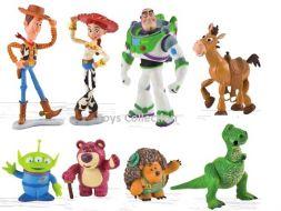 La série de Toys Story