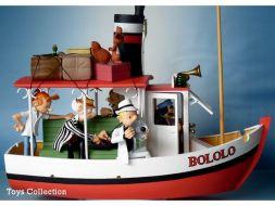 Le bateau Bololo