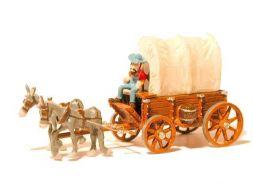 Le Chariot baché