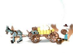 Le chariot plat