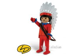 Le Chef Indien playmobil