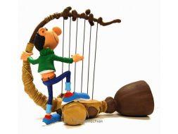 Le Gaffophone de Gaston