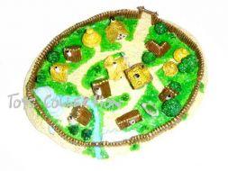 Le micro village Astérix
