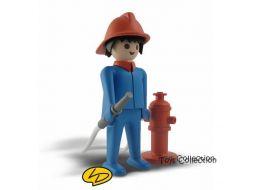 Le pompier Playmobil