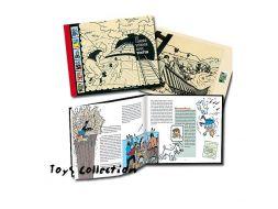 Le timbre voyage avec Tintin