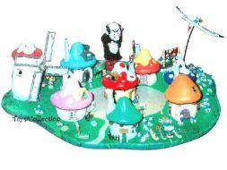 Le village complet