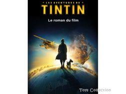 Les aventures de Tintin, le roman du film