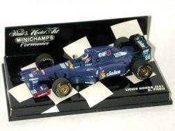 Ligier n°26. O.Panis